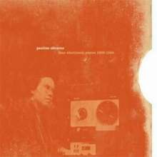 Pauline Oliveros: Four Electronic Pieces, CD