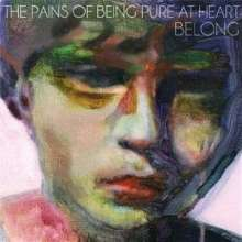 Pains Of Being Pure At Heart: Belong, CD