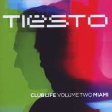 Tiesto: Club Life Volume Two: Miami, CD