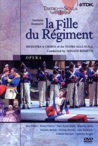 Gaetano Donizetti (1797-1848): La Fille du Regiment, DVD