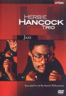 Herbie Hancock  (geb. 1940): The Herbie Hancock Trio Live At The Munich Philharmonie '87, DVD