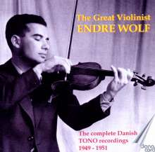 The Great Violinist Endre Wolf, 2 CDs