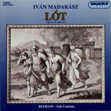 Viktor Madarasz (geb. 1949): Lot (Oper in 1 Akt), CD