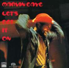 Marvin Gaye: Let's Get It On, SACD