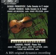 Frans Helmerson,Cello, CD