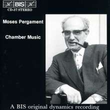 Moses Pergament (1893-1977): Kammermusik, CD