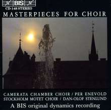 Camerata Chamber Choir, CD