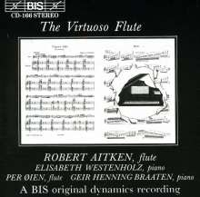 Robert Aitken - The Virtuoso Flute, CD