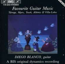 Diego Blanco-Gitarrenrecital, CD