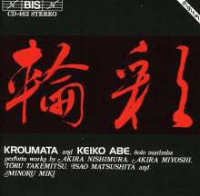 Kroumata Percussion Ensemble & Keiko Abe, CD