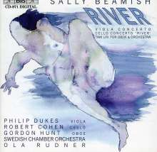 Sally Beamish (geb. 1956): Cellokonzert 'River', CD