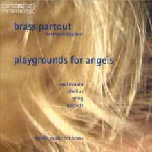 Brass Partout - Playgrounds for Angels, CD