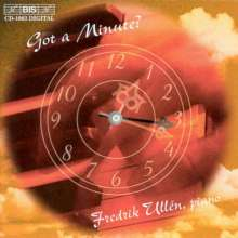 Fredrik Ullen - Got a Minute?, CD