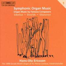 Hans-Ola Ericsson - Symphonic Organ Music Vol.1, CD