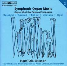 Hans-Ola Ericsson - Symphonic Organ Music Vol.2, CD
