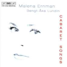 Malena Ernman - Cabaret Songs, CD