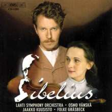 Sibelius - Music from Timo Koivusalo's Film, CD