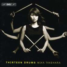 Mika Takehara,Percussion, CD