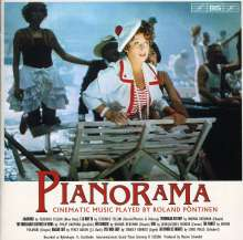 Roland Pöntinen  - Pianorama, CD
