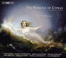 Fredrik Pacius (1809-1891): The Princess of Cyprus (in schwed.Spr.), CD