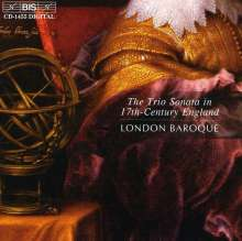 The Trio Sonata in 17th-Century England, CD