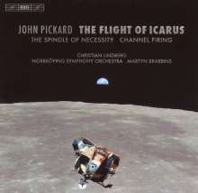 John Pickard (geb. 1963): The Flight of Icarus, CD