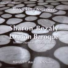 Sharon Bezaly - Barocking Together, CD