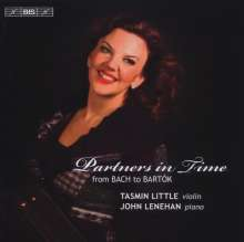 Tasmin Little & John Lenehan - Partners in Time, CD