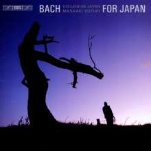 Johann Sebastian Bach (1685-1750): Bach For Japan, CD