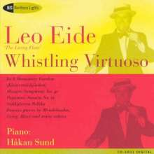Leo Eide - The Living Flute, CD