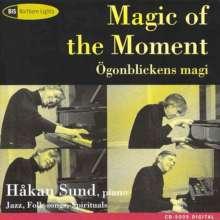 Hakan Sund - Magic of the Moment, CD
