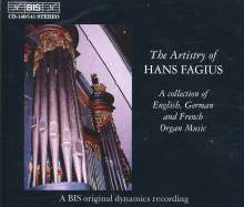 The Artistry of Hans Fagius, 2 CDs