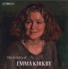 The Artistry of Emma Kirkby, 4 CDs