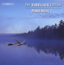 Jean Sibelius (1865-1957): The Sibelius Edition Vol.4 - Sämtliche Klavierwerke Vol.1, 5 CDs