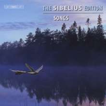 Jean Sibelius (1865-1957): The Sibelius Edition Vol.7 - Lieder, 5 CDs