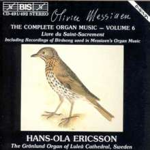 Olivier Messiaen (1908-1992): Orgelwerke Vol.6, 2 CDs