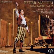 Peter Mattei - Great Baritone Arias, SACD