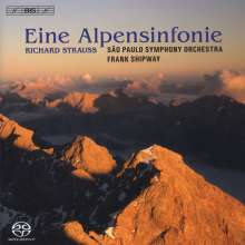 Richard Strauss (1864-1949): Alpensymphonie op.64, SACD