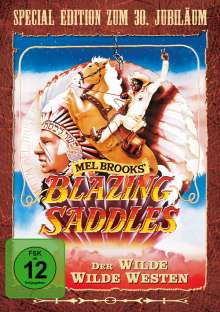 Blazing Saddles - Der wilde Wilde Westen (Special Edition), DVD