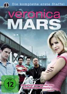 Veronica Mars Staffel 1, 6 DVDs