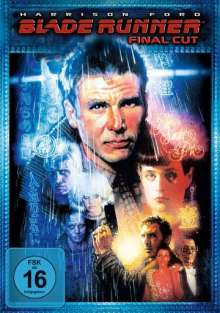 Blade Runner (Final Cut), DVD