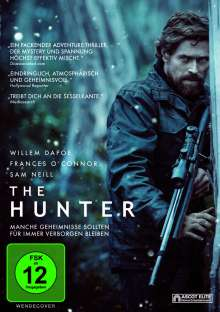 The Hunter (2011), DVD