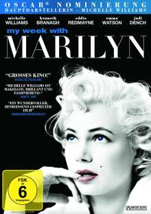 My Week With Marilyn, DVD