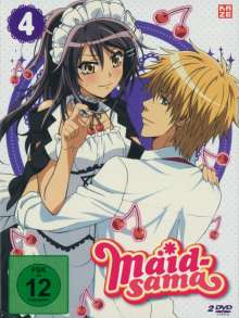 Maid Sama Box 4, 2 DVDs