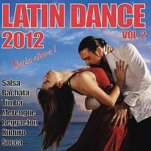 Latin Dance 2012 Vol.2, CD