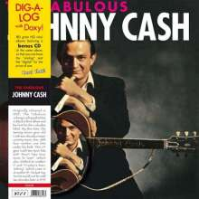 Johnny Cash: The Fabulous Johnny Cash (180g) (Limited Edition) (LP + CD)