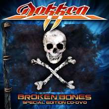 Dokken: Broken Bones (Limited Digipak) (CD + DVD), CD