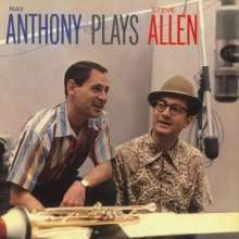 Ray Anthony: Plays Steve Allen & Like Wild, CD