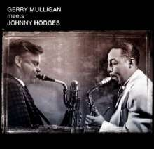 Gerry Mulligan  (1927-1996): Meets Johnny Hodges, CD