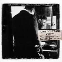 John Coltrane  (1926-1967): The Complete 1962 Copenhagen Concert, CD